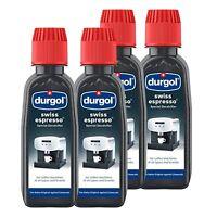 Durgol Swiss Spezial Espresso 4 Entkalker  Flaschen a 125ml