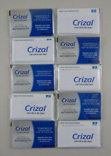 10 Crizal Full Sized Microfiber Lens Eyeglasses Phone Camera Cleaning Cloth