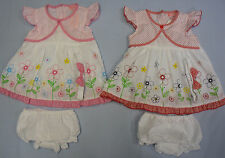 Unbranded Casual Floral Dresses (0-24 Months) for Girls