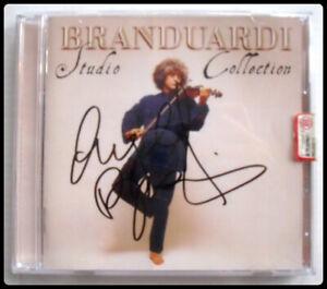 ANGELO BRANDUARDI - STUDIO COLLECTION - AUTOGRAFATO!! - 2CD !!