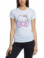 Vans SANRIO HELLO KITTY Tee Shirt Womens WHITE M T-Shirt NWT NEW POLKA DOT NEW