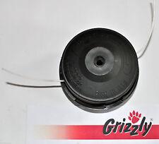 1x Grizzly Motorsense Schneidkopf kpl MTS 43 Fleurelle FBS 7643 Spule Deckel