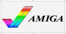 Commodore Amiga Vintage Computer Banner