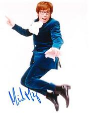 MIKE MYERS - AUSTIN POWERS AUTOGRAPHED 8 X 10 PHOTO REPRINT ( FREE SHIPPING) *