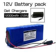 New 12v12a lithium ion battery LED and mobile power +12.6V2A charger