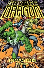 Savage Dragon: Invasion TP by Erik Larsen 2012 Image Graphic Novel