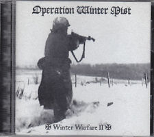 OPERATION WINTER MIST - winter warfare II CD