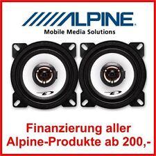 Alpine SXE1025S  10cm 2-Wege Boxen Lautsprecher  Alpine SXE 1025S