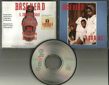 BASEHEAD 2000 BC w/ RADIO EDIT & MELLOW MIX 1992 PROMO Radio DJ CD single