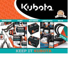 Kubota yard garden outdoor living items ebay oem kubota zd18 zd21 maintenance kit 77700 03362 fandeluxe Gallery