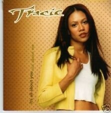 (680P) Tracie, It's All About You Not About Me - DJ CD