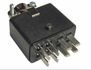Cinch Jones P308-CCT P3308-CCT Beau Molex 38331-5608 8 Pin Male Connector