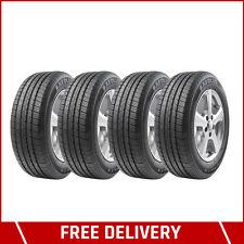 AEOLUS-TouringAce A/S AG03 - 205/65 R15-94T Tubeless Car Tyre (Set of 4)