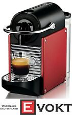 DeLonghi Pixie EN 125.R Nespresso Capsule Coffee Espresso Machine Genuine New