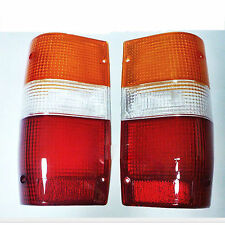 REAR TAIL LIGHT LENS For MITSUBISHI 1987-96 PICKUP MIGHTY MAX DODGE D50 STANDARD