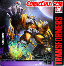 Transformers Platinum Edition ~ UNICRON w/KRANIX ~ 30th Anniversary ~ Hasbro