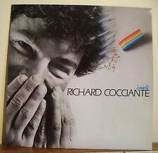 """33 tours Richard COCCIANTE Disque Vinyle LP 12"""" SINCERITE - VIRGIN 205.840 NM"""
