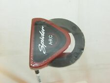 "New LH Taylormade Spider Tour Red ARC 34"" Putter 34 inches"