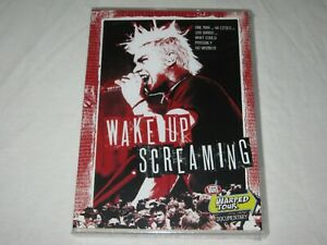 Wake Up Screaming - Vans Warped Tour - Brand New & Sealed - Region 1 - DVD