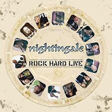 Nightingale - Rock Hard Live (NEW CD DIGI)
