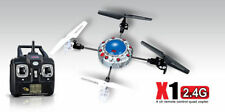 Electric Radio-Controlled Helicopters Channels 4