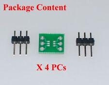 6PIN SOT23 to DIP Adapter x 4pcs