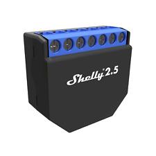 Shelly 2.5 inkusive deutscher Bedienungsanleitung