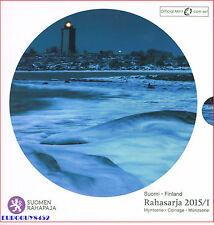 FINLAND - BU SET 2015/I