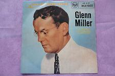 Glenn Miller: RCA GOLD STANDARD SERIE 4-Track EP da 1958 (RCX-1003)