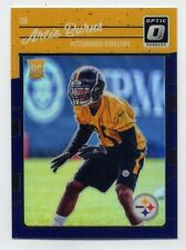 2016 Donruss Optic ARTIE BURNS Rookie Card RC PURPLE REFRACTOR #103 Steelers SP