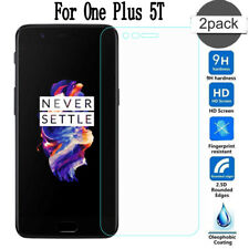 REAL For One Plus 5T HD [Tempered Glass] Screen Protector 9H Glass SKIN PROTECT