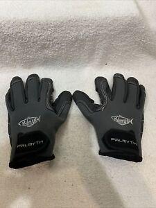 Palmyth Neoprene Fishing Gloves for Men and Women 2 Cut Fingers Flexible