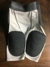 Russell Athletic Size Small Men's Padded Football Compression Shorts
