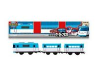 ICONIX The Little Train TITIPO ERIC Electric Power Auto Train Hobbies Toy_NK