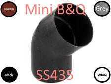 FLOPLAST 110mm Soil Offset Bend SS435