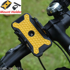 Mount Holder For Motorcycle MTB Bike Bicycle Handlebar Ipod Cell Phone GPS New