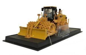 Soil Compactor - 1:64 - CONSTRUCTION VEHICLES (No.10)
