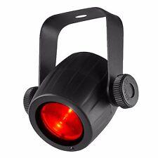 Chauvet Dj Led Foco 3 5w LED blanco frío Mirrorball 8 grados haz Pin Spot