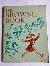 More details for girl guides.  the brownie book (original handbook)  1966