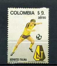 DEPORTES TOLIMA,-  FUTBOL OF >>  COLOMBIA   LH 1982