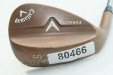 Callaway Forged Copper 2012 52*-10 Gap Wedge Left Steel # 80466