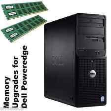 4 GB di memoria Upgrade Kit (4 x 1GB) Genuine Kingston / dell PER DELL PowerEdge sc440