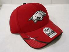 New Licensed Arkansas Razorbacks 47' Brand Adjustable Hat Golf Workout B37