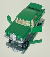 Vintage Lesney Matchbox Series No. 46-C Mercedes-Benz 300 Green 1968 Loose
