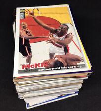 More details for 150x *random* portland trail blazers basketball cards 90s base nba bundle lot