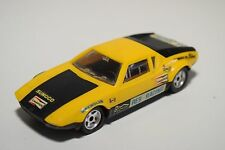 / / NOREV PLASTIC 195 PANTERA GT4 DE TOMASO YELLOW NEAR MINT CONDITION