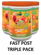 3 X Beyond Tangy Tangerine CitrusPeach Fusion 2.0 Dr Joel Wallach Youngevity BTT