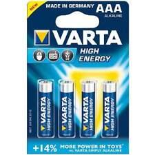 VARTA 1,5 volt AAA Paintball batterie pacco 4er