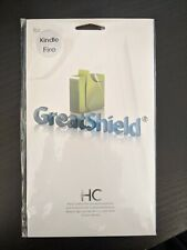 """GreatShield Screen Protector Guard Film for Amazon Kindle Fire 7"""" (2/3 Included)"""
