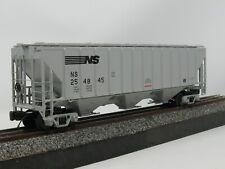 MTH Premier #20-97222: NORFOLK SOUTHERN NS 2-Bay PS-2 CD High-Side Hopper C10